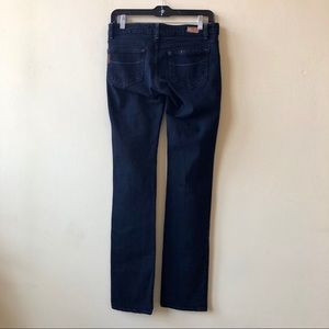 Paige blue heights jeans 27